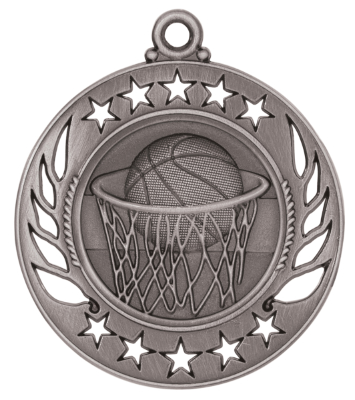 GM102 Basketball Medal with Six Pricing Options