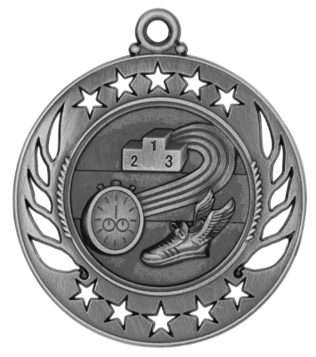 GM112 Track Medal with Six Pricing Options