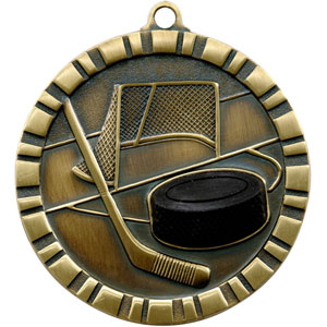 IM270 Hockey Medal with Six Pricing Options