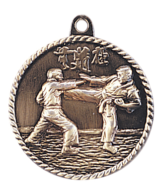 HR735 Martial Arts Medals with Six Pricing Options