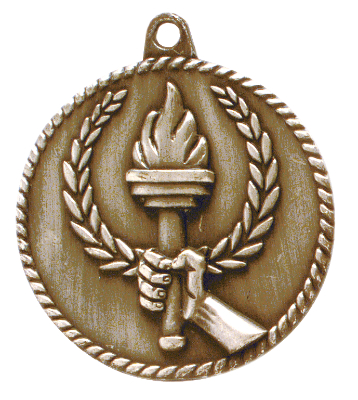 HR800 Torch Medals with Six Pricing Options