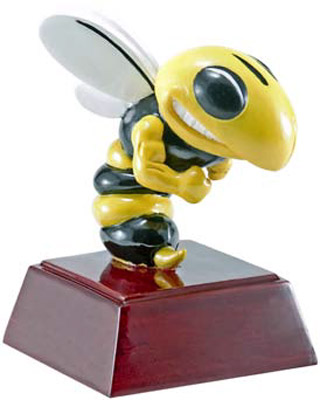2 Mascot Options Hornets or Yellow Jackets