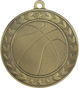 44005 Illusion Basketball Medals As low as $.99