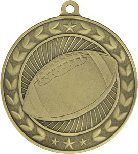 44000 Illusion Football Medals As low as $.99