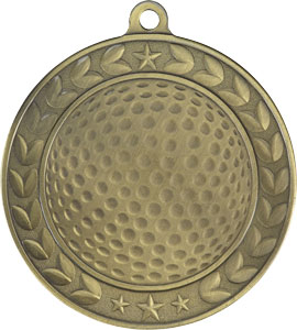 44021 Illusion Golf Medals As low as $.99