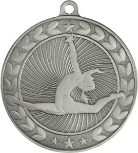 44032 Illusion Female Gymnastics Medals As low as $.99