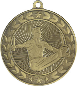 44031 Illusion Male Gymnastics Medals As low as $.99