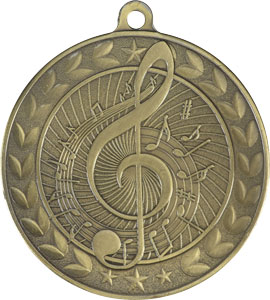 44026 Illusion Music Medals As low as $.99