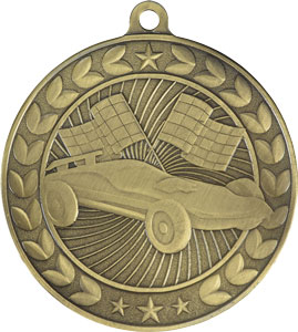 44013 Illusion Pinewood Derby Medals As low as $.99