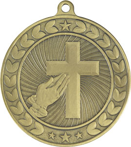 44014 Illusion Church Medals As low as $.99