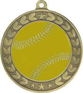 44020 Illusion Softball Medals As low as $.99
