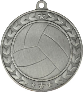 44018 Illusion Volleyball Medals As low as $.99