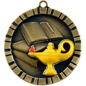 IM250 Lamp of Knowledge Medal with Six Pricing Options