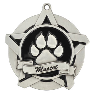 43025 Paw Print Medal with Six Pricing Options