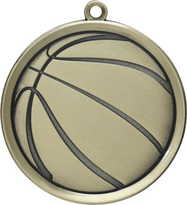 43405 Mega Basketball Medals As low as $.99