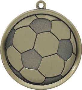 43415 Mega Soccer Medals As low as $.99