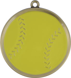 43420 Mega Softball Medals As low as $.99