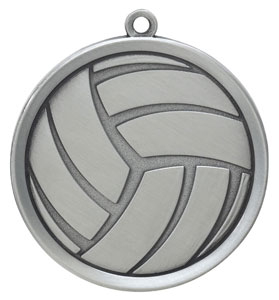43418 Mega Volleyball Medal with Six Pricing Options, as low as $.99