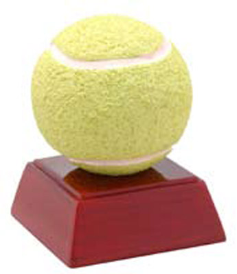 Non-Gender Tennis Trophy