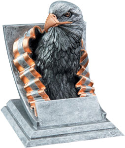 Eagles, Hawks Mascot Trophy