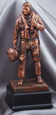 Airman Sculpture