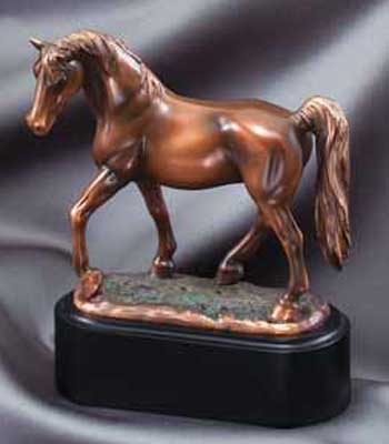 Tennessee Walking Horse Statue