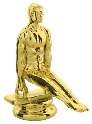Male Gymnast Trophy Figure 80715