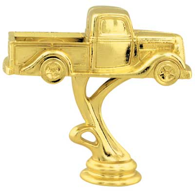 Makes a great Antique Pickup Truck Trophy
