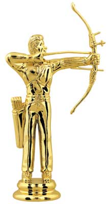Men's Archery Trophy Figure 81655