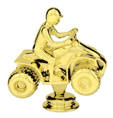 ATV Trophy Figure