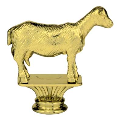 Dairy Goat Trophy Figure RP83013-736
