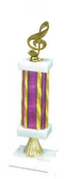 S1R Band Trophy, Music Trophy