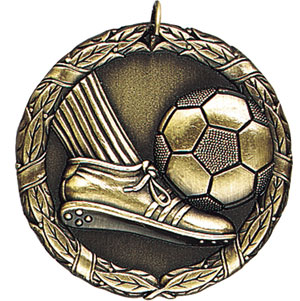 XR214 Soccer Medals with Six Pricing Options