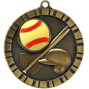 IM202 Softball Medal with Six Pricing Options