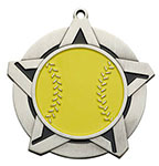 43131 Softball Medals with Six Pricing Options