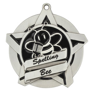 43008 Spelling Bee Medals with Six Pricing Options as low as $1.40