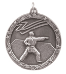 ST17 Martial Arts Medals with Six Pricing Options, as low as $.99