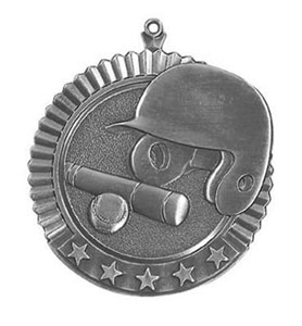 Huge Baseball Medal with Six Pricing Options