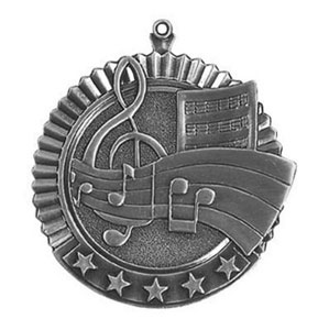 36120 Huge Music Medals with Six Pricing Options
