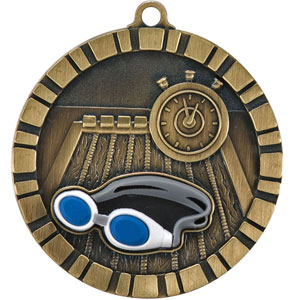 IM240 Swimming Medal with Six Pricing Options