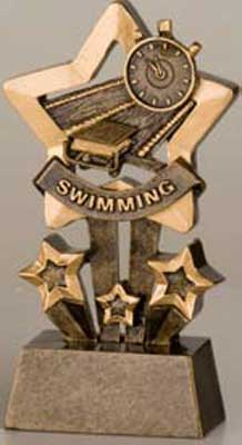 Star Swimming Trophy only $6.50