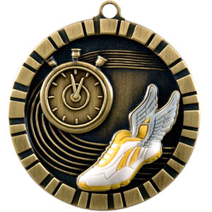 IM216 Track Medal with Six Pricing Options