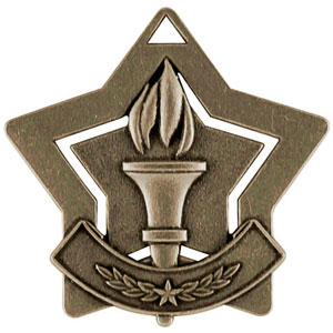 XS214 Torch Star Medal with Six Pricing Options
