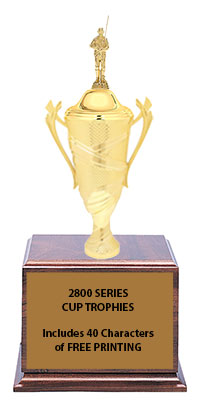 CF-2800 Fisherman Cup Trophies