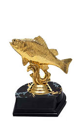 All Fishing Trophies have 40 Characters of FREE Engraving