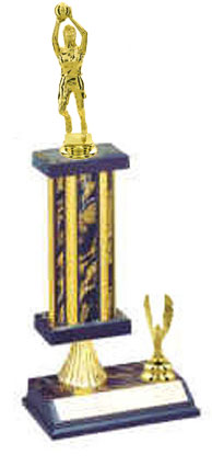 Women Basketball Trophies for Leagues and Basketball Tournaments as Low as $7.49