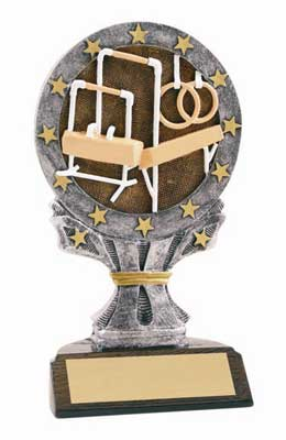 Larger All Star Gymnastic Trophy only $6.99