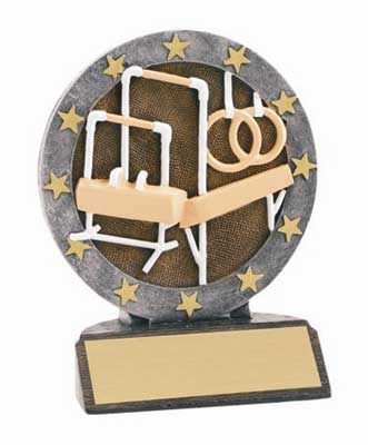Small All Star Gymnastic Trophy only $5.99