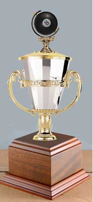 Billiard Cup Trophy
