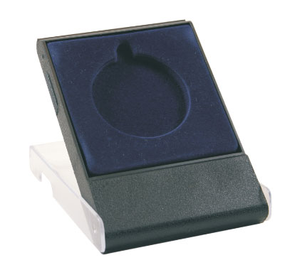 Blue Display Box RP8109BU for 2 inch medals (purchasing 1-24)